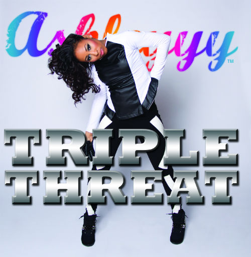 AshleYYY - Triple Threat - Cover
