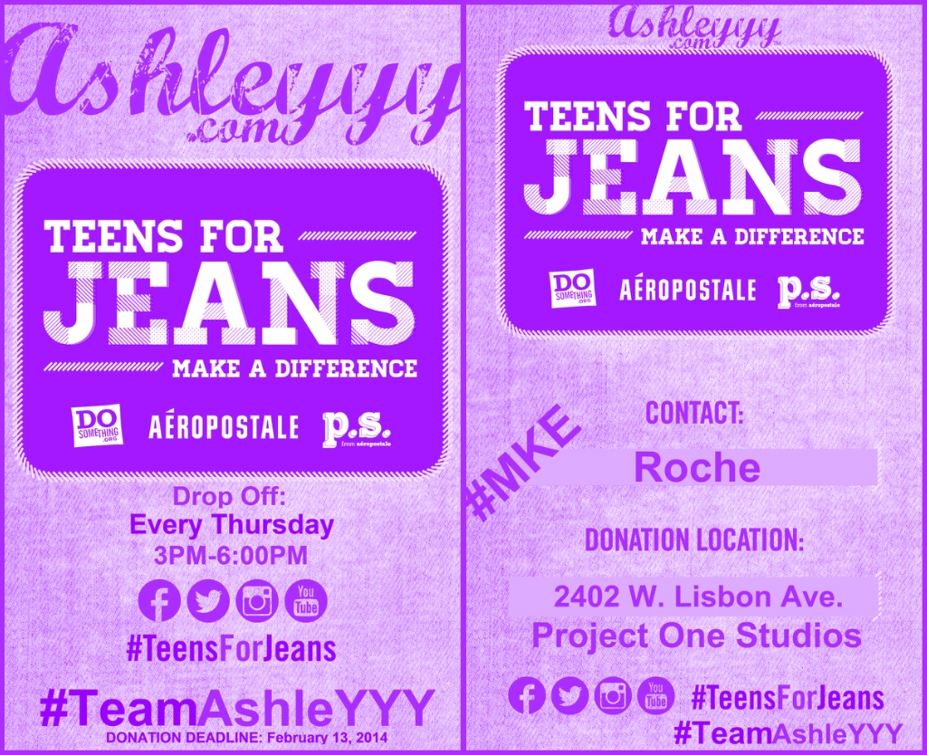 AshleYYY-Teens For Jeans-MKE