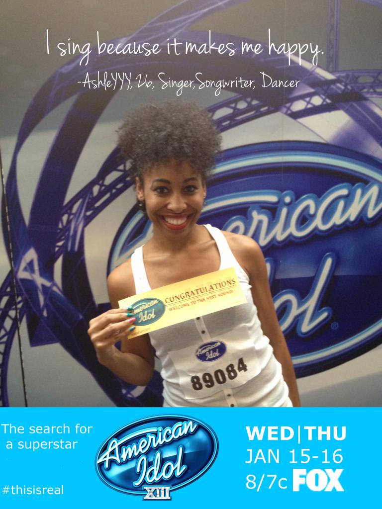 AshleYYY - American Idol